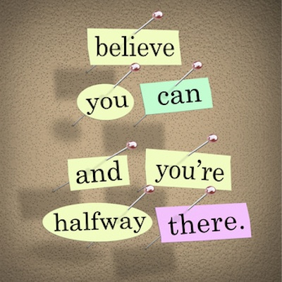 Your beliefs shape your life