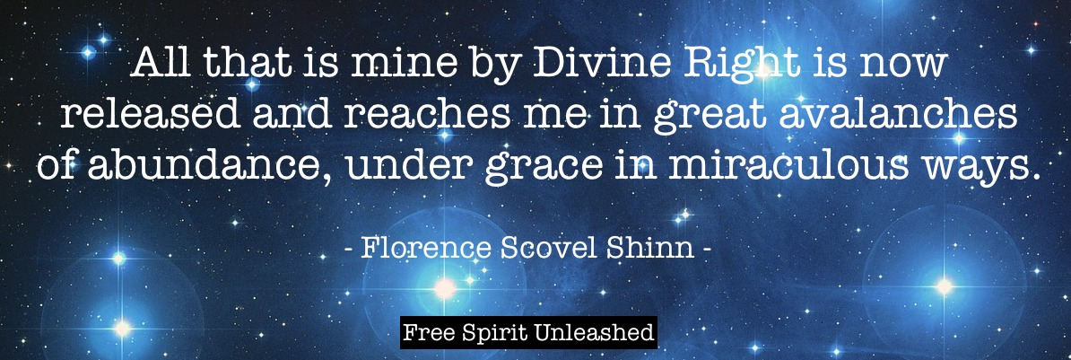 Top 50 Florence Scovel Shinn Quotes