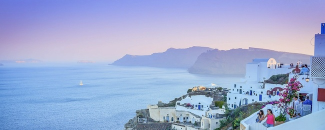 If your dream is to take a sabbatical in Greece, spend time with people who support that vision