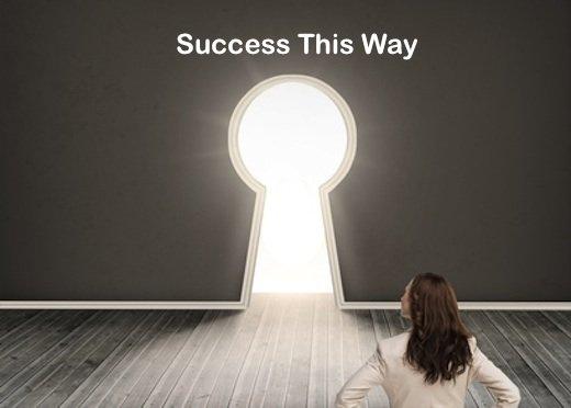 Fear of success manifests as procrastination