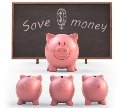 Great money saving tips - it's never to late to start building a nest egg.
