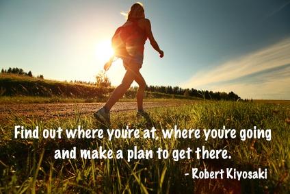 Robert Kiyosaki will unlock your financial awareness.